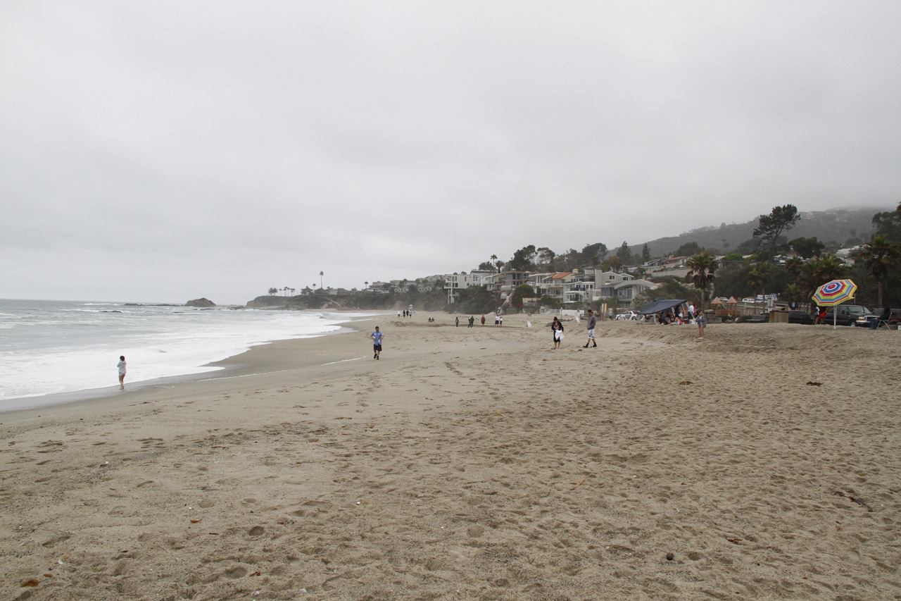 Aliso Creek Beach, Laguna Beach, CA July 5th 2010