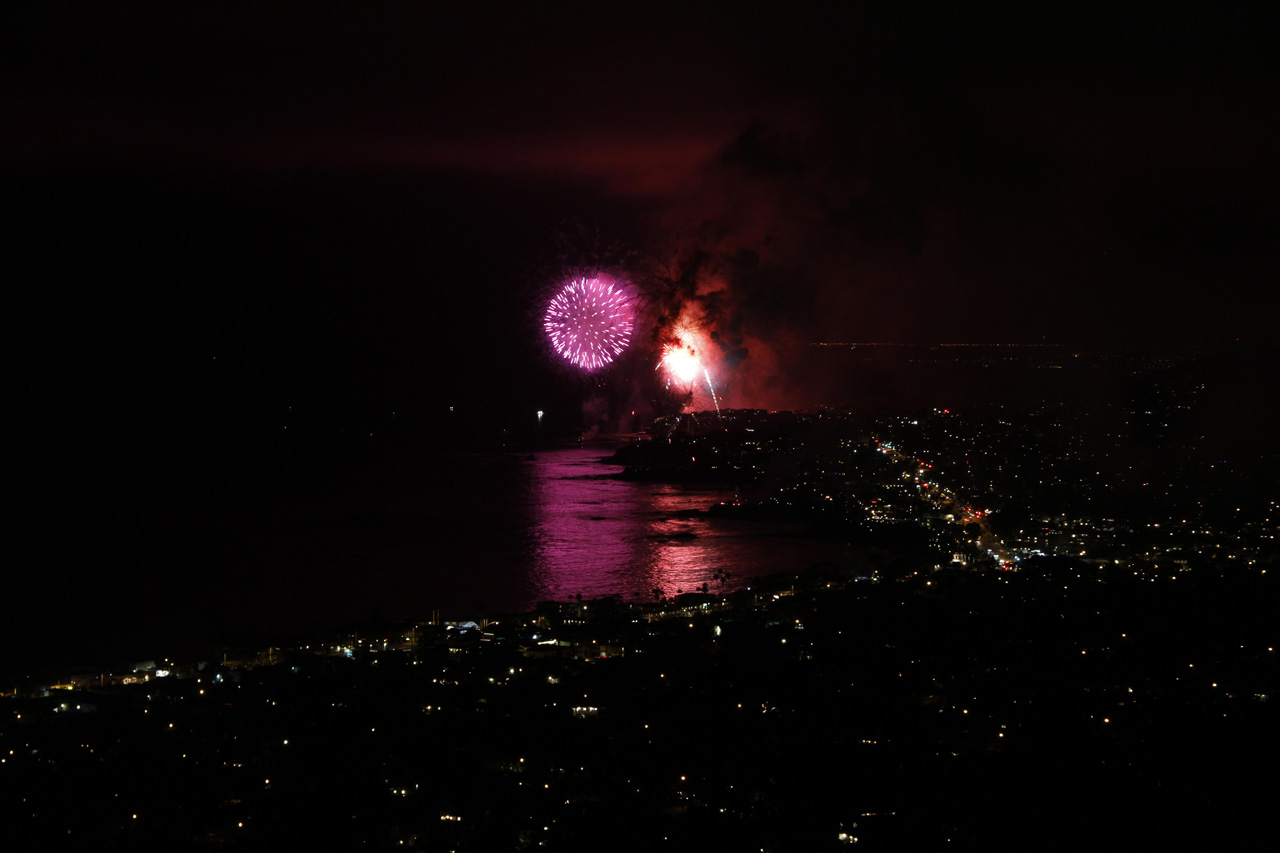 Laguna Beach, California 4th of July 2010