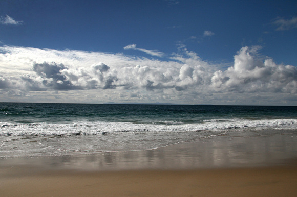 Stormy day, Crystal Cove 2008