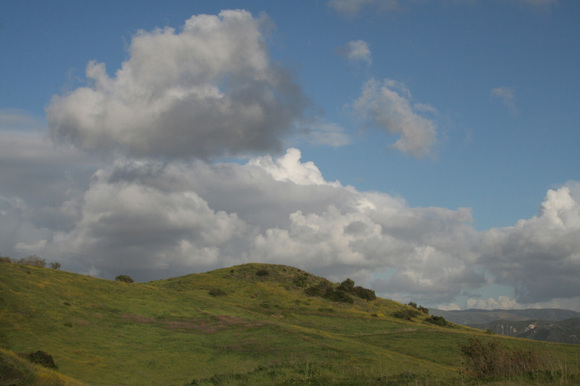 Open space near Ladera Ranch, CA 2008